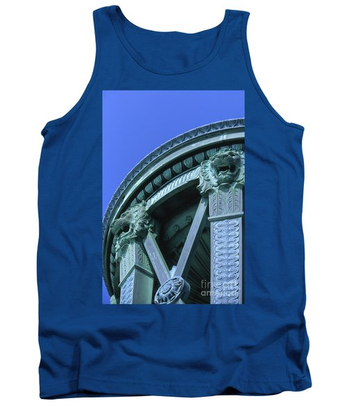 35x11 Perrys Victory Memorial Photo Tank Top