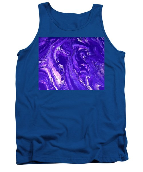 Abstract 22 Tank Top