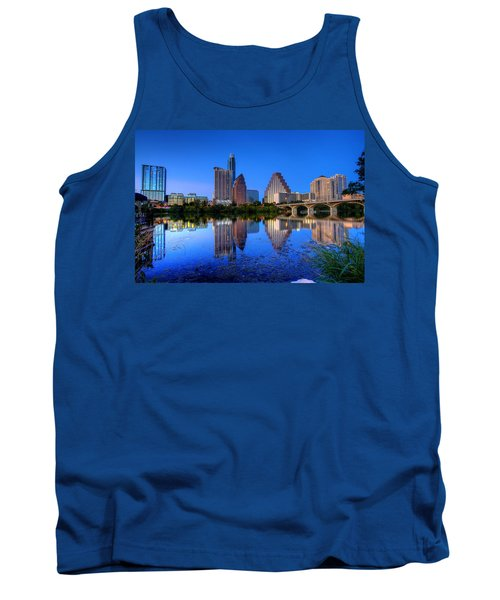 A Beautiful Austin Evening Tank Top
