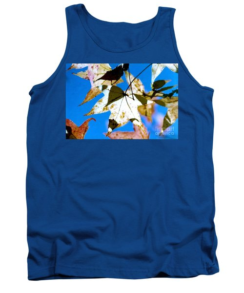 Tank Top featuring the photograph Autumn  In New Orleans Louisiana by Michael Hoard