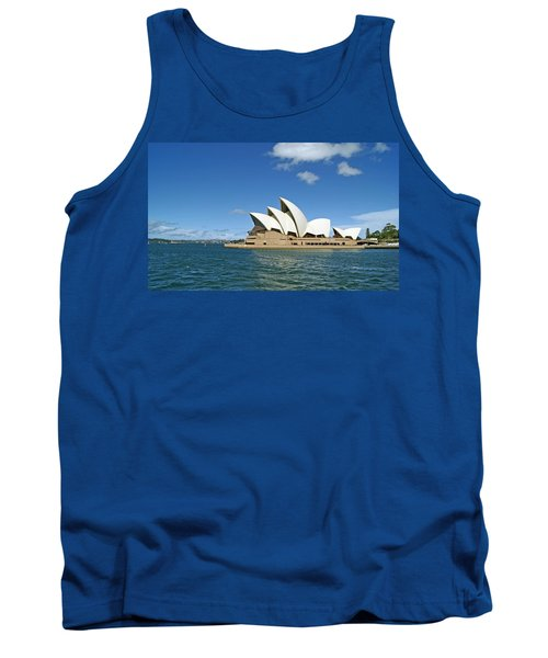 A View Of The Sydney Opera House Tank Top