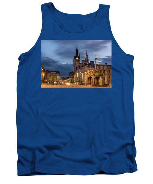 Aberdeen At Night Tank Top