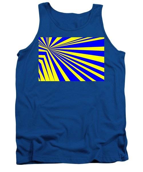Abstract 150 Tank Top