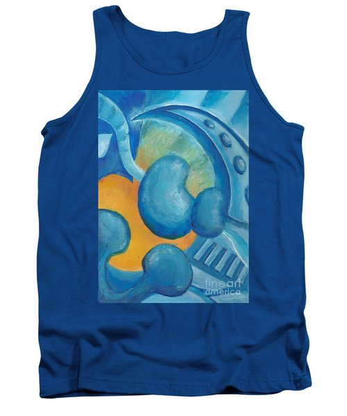 Abstract Color Study Tank Top by Samantha Geernaert