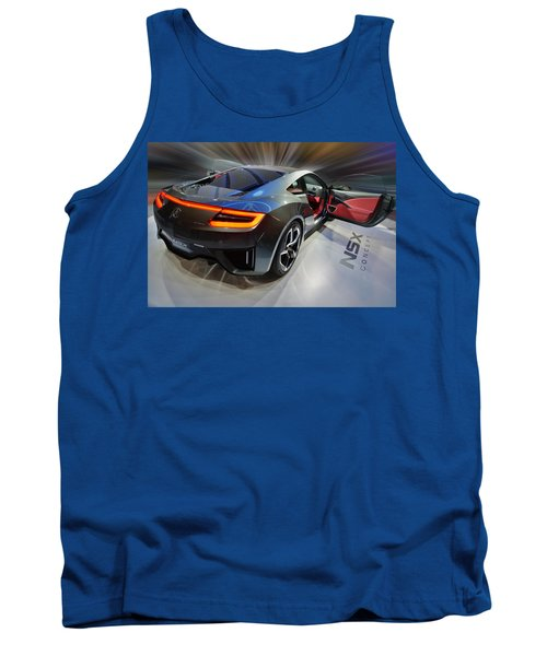 Acura N S X  Concept 2013 Tank Top