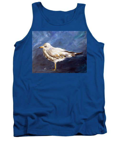 Alone Tank Top by Dorothy Maier