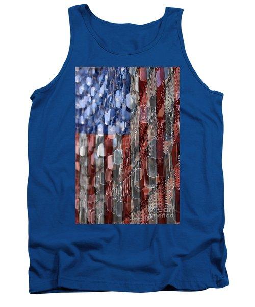 American Sacrifice Tank Top