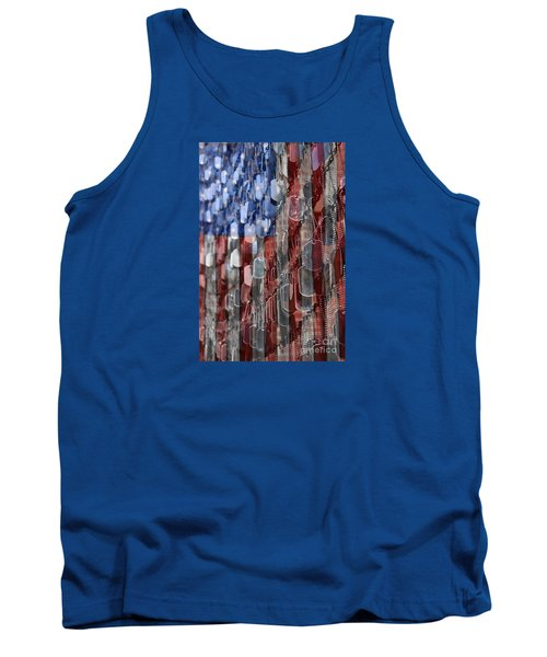 American Sacrifice Tank Top