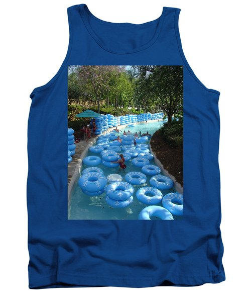 Tank Top featuring the photograph Any Spare Tubes by David Nicholls