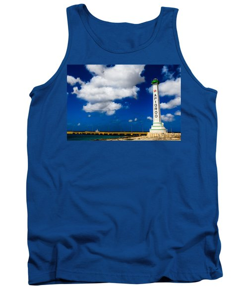 Apigroo Lighthouse Tank Top