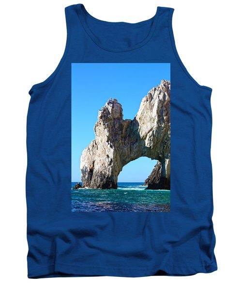 Arch At Land's End Tank Top