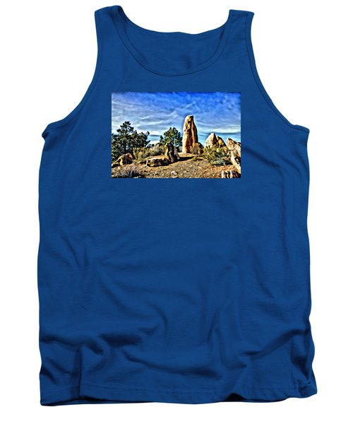 Arizona Monolith Tank Top