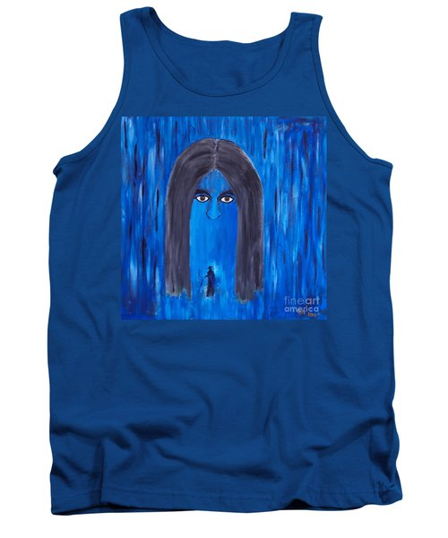 At The Crossroads Tank Top