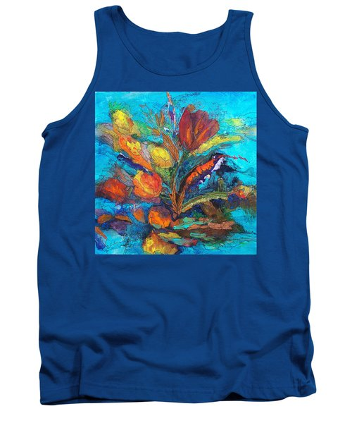 Autumn In Oklahoma Tank Top
