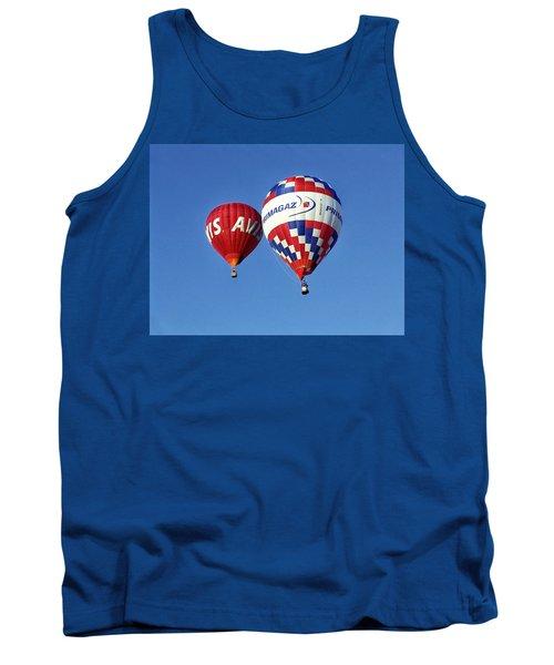 Avis Balloon Tank Top by John Swartz
