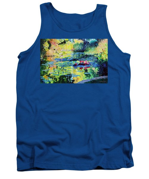 Back To The Garden Tank Top