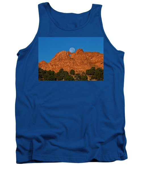 Tank Top featuring the photograph Balancing Act by Ronda Kimbrow