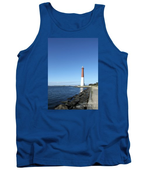 Barnegat Light - New Jersey Tank Top by Christiane Schulze Art And Photography