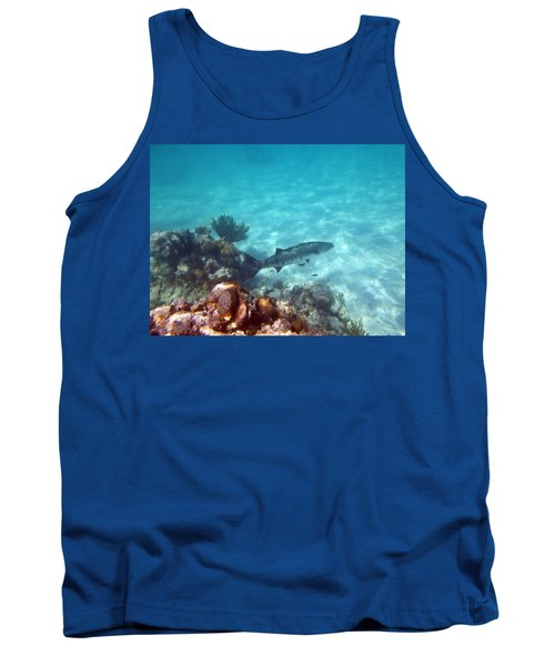 Tank Top featuring the photograph Barracuda by Eti Reid