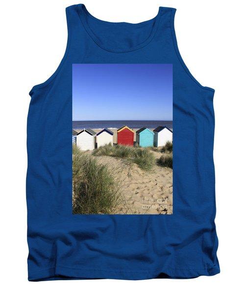 Southwold Beach Huts Uk Tank Top