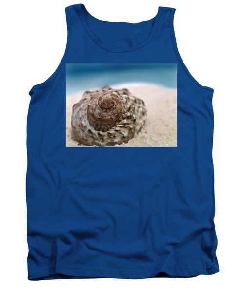Beach Treasure Tank Top by Micki Findlay