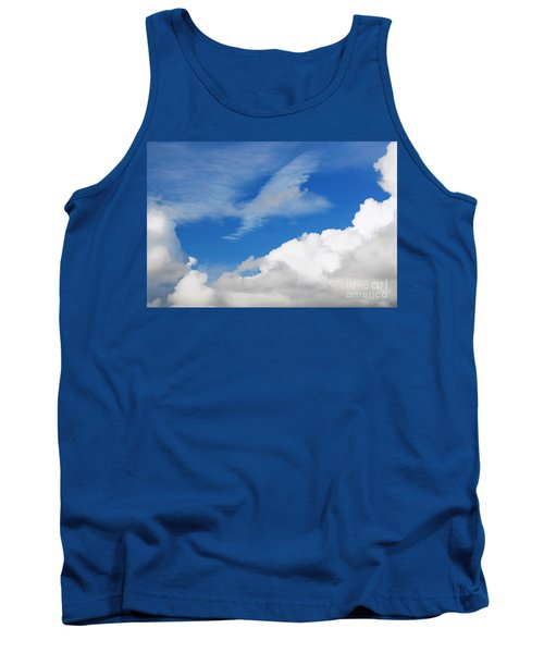 Behind The Clouds Tank Top