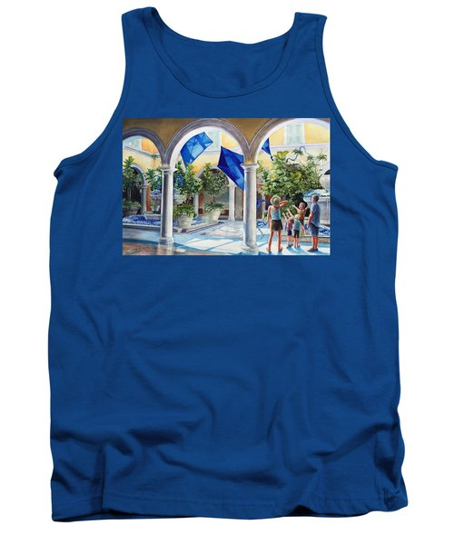 Bellagio Kite Flight Tank Top