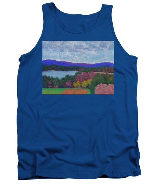 Berkshires In Late October Tank Top