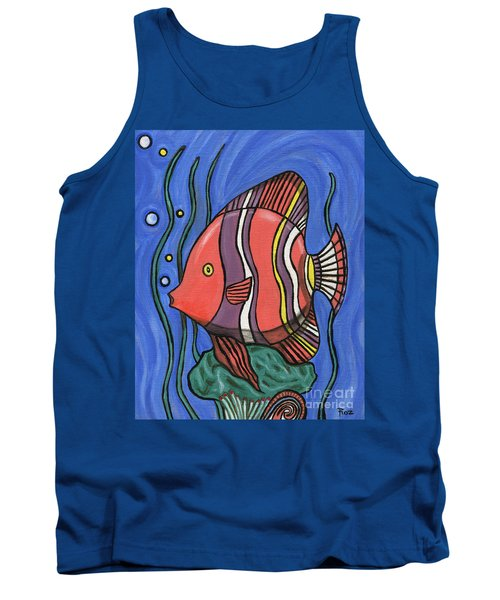 Big Fish Tank Top