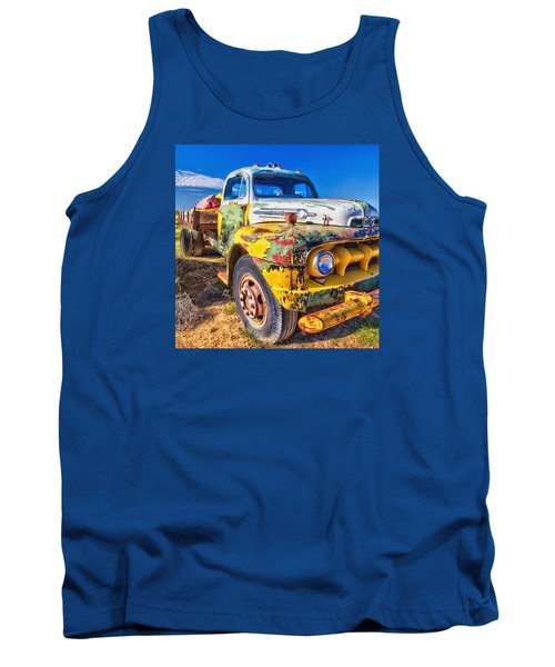 Big Job Tank Top