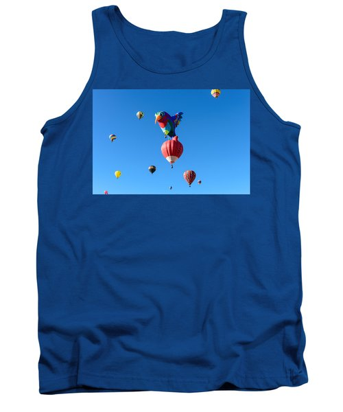 Bird Balloon Tank Top