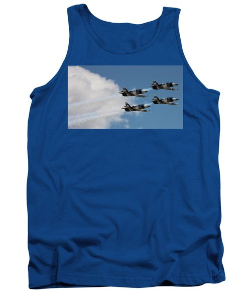 Black Diamond L-39s In Flight Tank Top