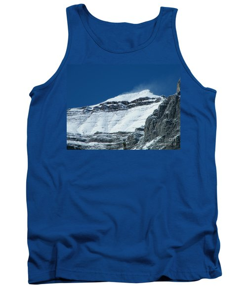 Blowing Snow Tank Top