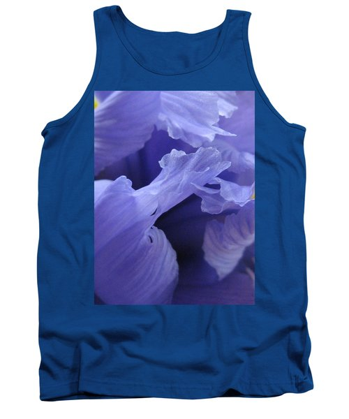 Blue Fantasy Tank Top