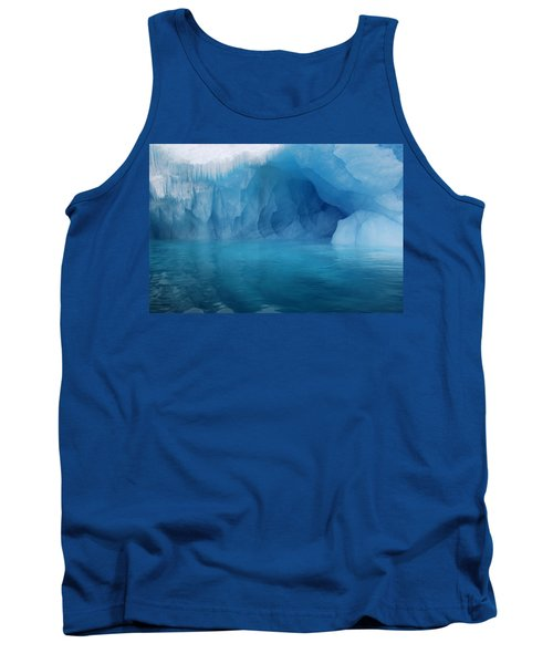 Blue Grotto Tank Top