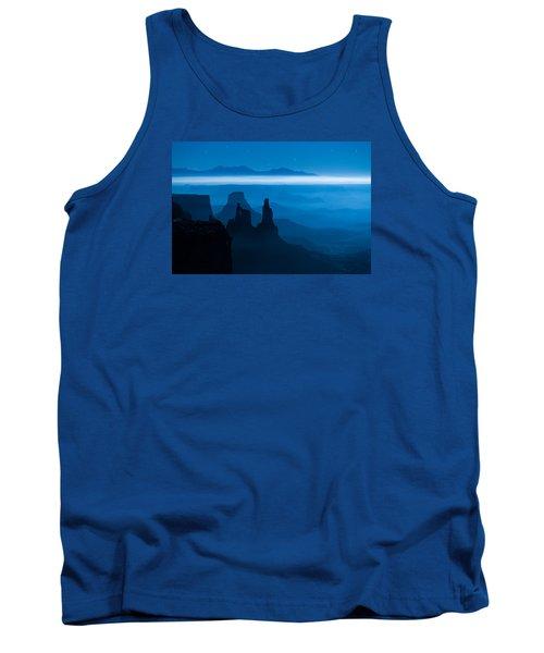 Blue Moon Mesa Tank Top
