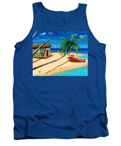 Boat Rent Tank Top