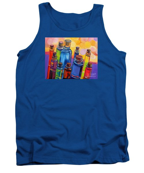 Bottled Rainbow Tank Top