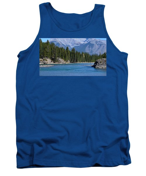 Bow River  Tank Top