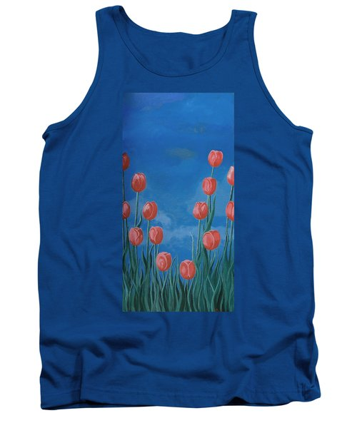Breath Of Spring Tank Top