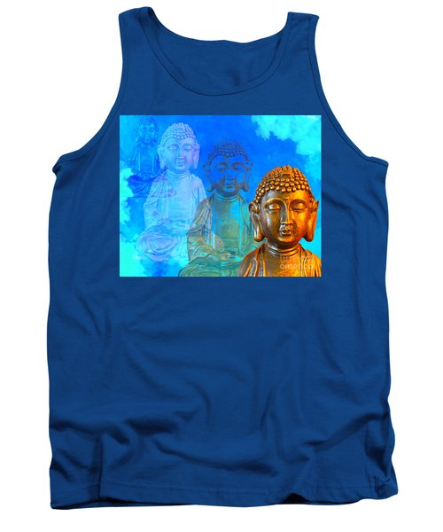 Buddha's Thoughts Tank Top