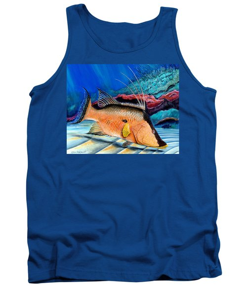 Bull Hogfish Tank Top