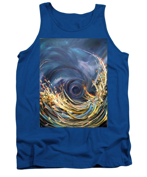 Butterflies Migration Tank Top by Dorothy Maier