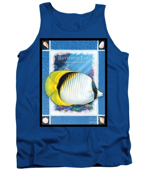 Butterfly Fish Tank Top
