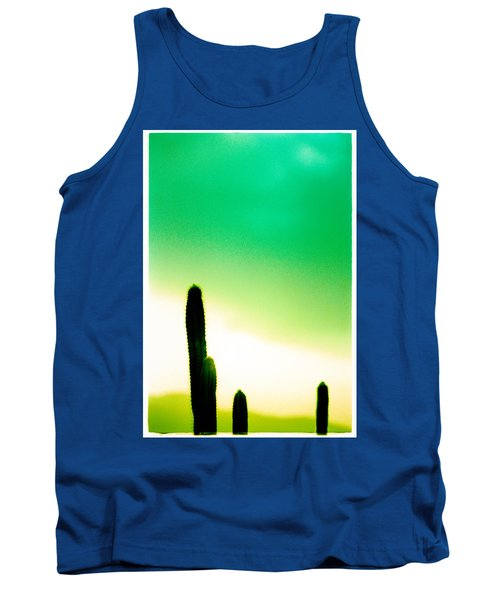 Cactus In The Morning Tank Top