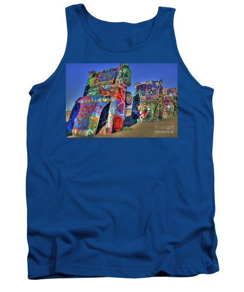 Cadillac Ranch Tank Top