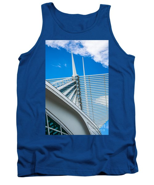 Calatrava Point Tank Top