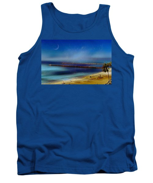 California Dreaming Tank Top by Tammy Espino