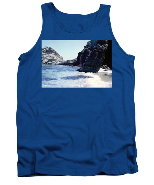 Calming Waves Tank Top