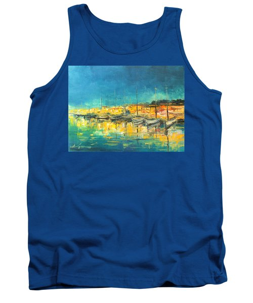 Cannes By Night Tank Top